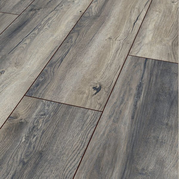 Laminate - Harbour Oak Grey - Exquisit Plus Range