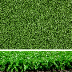 Artificial Grass - Oval - Summer Green